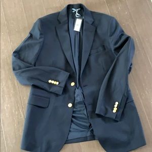 NWT vineyard vines blue blazer / sport coat 42XL